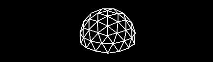 Fabriquer un dôme géodésique